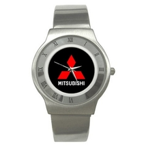 Stainless Steel Unisex Watch Highest Quality Mitsubishi - $23.99