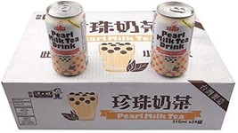 Pearl Tapioca Balls Milk Tea drink 320g×24 Best sale Nr.1 Drink - $88.89