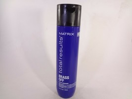 Matrix Total Results Brass Off Color Obsessed Shampoo Neuralize Brass 10... - $16.83