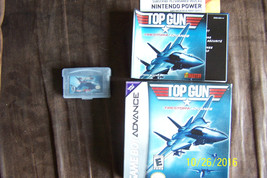 Top Gun: Firestorm Advance (Nintendo Game Boy Advance, 2002) - $15.00