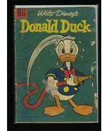 Walt Disney's Donald Duck #60 FR 1958 Dell Comic Book - $6.04