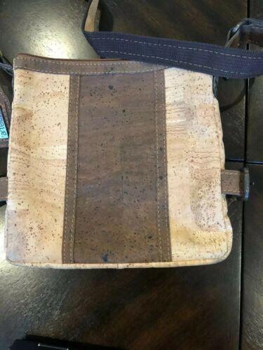 ARTELUSA CORK 2 Tone Purse with Corkor wallet