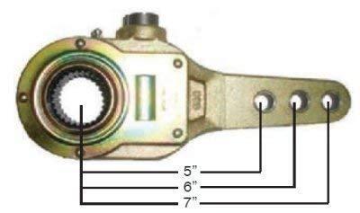 F224772 Manual Slack Adjuster Replace 288282 and 26 similar