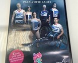 DVD - MEET THE SUPERHUMANS LONDON 2012 PARALYMPIC GAMES
