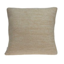 Parkland Collection Gila Transitional Tan Pillow Cover With Poly Insert - $54.85