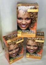3 X Clairol Professionale Texture E Toni Permanente Capelli Colore Biondo Miele - $49.65