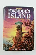 Forbidden Island Adventure Game Ages 10+ by GameWright  2 to 4 Players U... - $10.88
