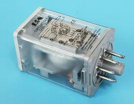 EATON CUTLER-HAMMER D3PF2AT1 SER. A1 RELAY 12AMP 240VAC 24VDC COIL 8PIN image 3