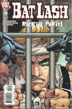(CB-6} 2008 DC Comic Book: Bat Lash #3 - $2.00