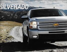 2013 Chevrolet SILVERADO brochure catalog US 13 Chevy WT LT LTZ XFE - $8.00