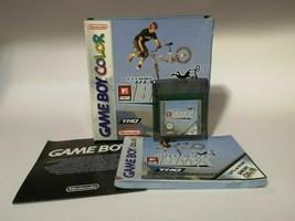 MTV Sports TJ Lavins Ultimate BMX für Nintendo Game Boy Farbe | GBC | VGC - $16.48