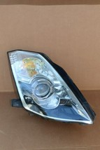 06-09 Nissan 350Z XZ33 Xenon HID Headlight Lamp Passenger Right RH - POLISHED