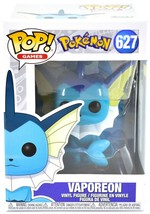Funko Pop! Games Pokemon Vaporeon #627 Vinyl Action Figure