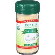 Frontier Herb Garlic - Organic - Granules - 2.70 oz - $14.18