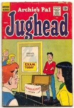 Archie's Pal Jughead #90 1962- DRUG DEALING COVER-low grade - $37.83