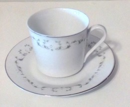 Sheffield Fine China Japan Elegance 502 Pattern Cup and Saucer  - $6.80