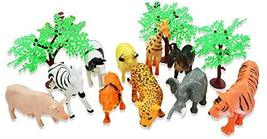 Think Toys Animal Exploration Lion Elephant Giraffe Tiger Sheep Leopard Pig Donk