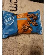 Nice! Delicious Milk Chocolate Peanut Clusters 11 oz Exp. 09/21 - $6.88