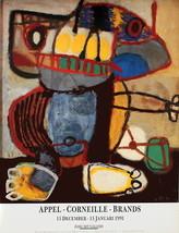 Karel Appel-The Look-Poster - $42.08
