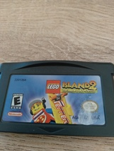 Nintendo Game Boy Advance GBA LEGO Island 2: The Brickster's Revenge image 2