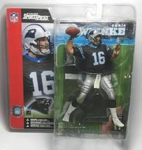 Chris Weinke Carolina Panthers McFarlane Action Figure Debut NIB NFL 2002 - $25.98