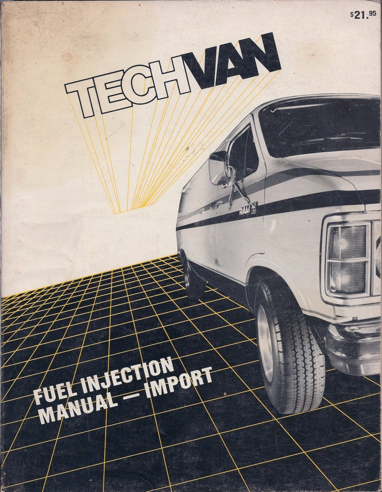 TechVan Fuel Injection Manual - Import Manual (1987)