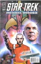 Star Trek Mirror Images Comic Book #3 Idw 2008 Near Mint New Unread - $3.99