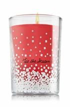 "BATH & BODYWORKS 'Tis The Season"" 6.3 OuncesSingle Wick Scented Candle - $15.18"