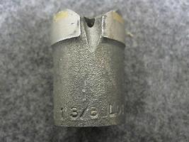 """B & L 155653 Carbide Tipped Drill Bit 1-3/8"""" New image 2"""