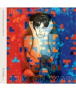 PAUL MCCARTNEY TUG OF WAR ALBUM COVER POSTER 24 X 24 Inches LOOKS GREAT! - $20.89