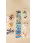 Pokemon Fun Figure Charms series 1 set of 7 - $59.99