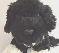 Webkinz Signature Portuguese Water Dog Sealed Code WKS1023 Ganz New - $23.95
