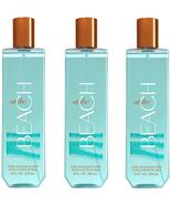 Bath & Body Works At The Beach Fine Fragrance Mist 8fl oz / 236ml Set of 3 - $31.30