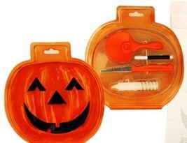 Pumpkin Magic 10 Piece Carving Kit with Case - Halloween Jack-o-Lantern - $14.99