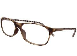 Invicta IPEW027 17 Brown Black Tortoise Women Eyeglasses Optical ITALY Case - $79.19