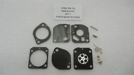 CARBURETOR REBUILD KIT ZAMA RB-114, C1Q-S72B - $9.80