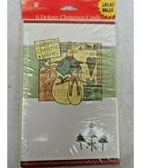 """American Greetings 6 Christmas cards + 6 envelops,  """"Warmest Christmas W... - $5.00"""