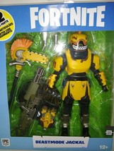 "Fortnite BEASTMODE JACKAL Epic Game McFarlane Toys 7"" Action Figure 22 p... - $24.08"