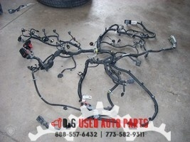 2012 VOLVO 60 SERIES ENGINE WIRING HARNESS 31343351  LBA*1 PLUG,3 WIRES MISSING