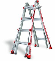 Little Giant 14013-001 Model 17 250 Lbs Capacity Alta-One Ladder, 15 Feet - $280.02