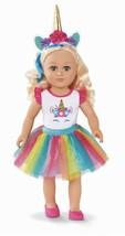 "My Life As Unicorn Trainer 18"" Poseable Doll NIB HTF Blonde Hair - $54.44"