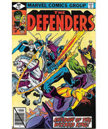 The Defenders Comic Book #73, Marvel Comics 1979 FINE - $2.75