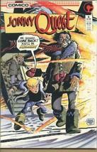 Comic Book Jonny Quest #6 Comico 1986 - $0.98