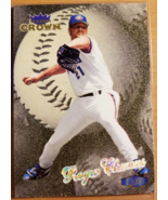Roger Clemens 1998 Ultra Season Crown Gold Medallion #213M Blue Jays Tor... - $4.00
