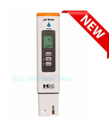 HM Digital Meters PH/Temperature Meter HMDPHM80 - $49.99