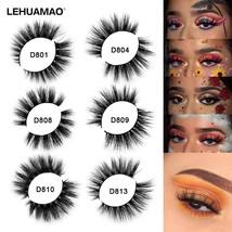 Mink Eyelashes 3D Lashes - $9.99