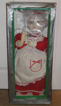 ANIMATED MRS. CLAUS DOLL FIGURE 2ft Christmas Electric Santa's Best Coll... - $21.19