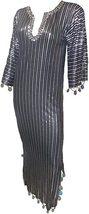 Belly Dance Nancy Galabeya Dress Costume Stretchy Baladi Saidi Handmade ... - $45.00