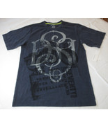 Boy's Youth Calvin Klein t shirt NEW NWT Large Tee L Twilight Navy 35641... - $16.08