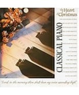 The Heart of Christmas - Classical Piano by Roger Wilcock Cd - $10.99